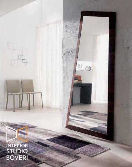 Arredamento ingresso 04 specchiera look - Interior studio Boveri