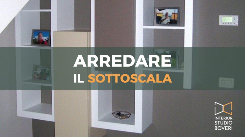 Arredare il sottoscala interior studio boveri with for Arredare sottoscala aperto
