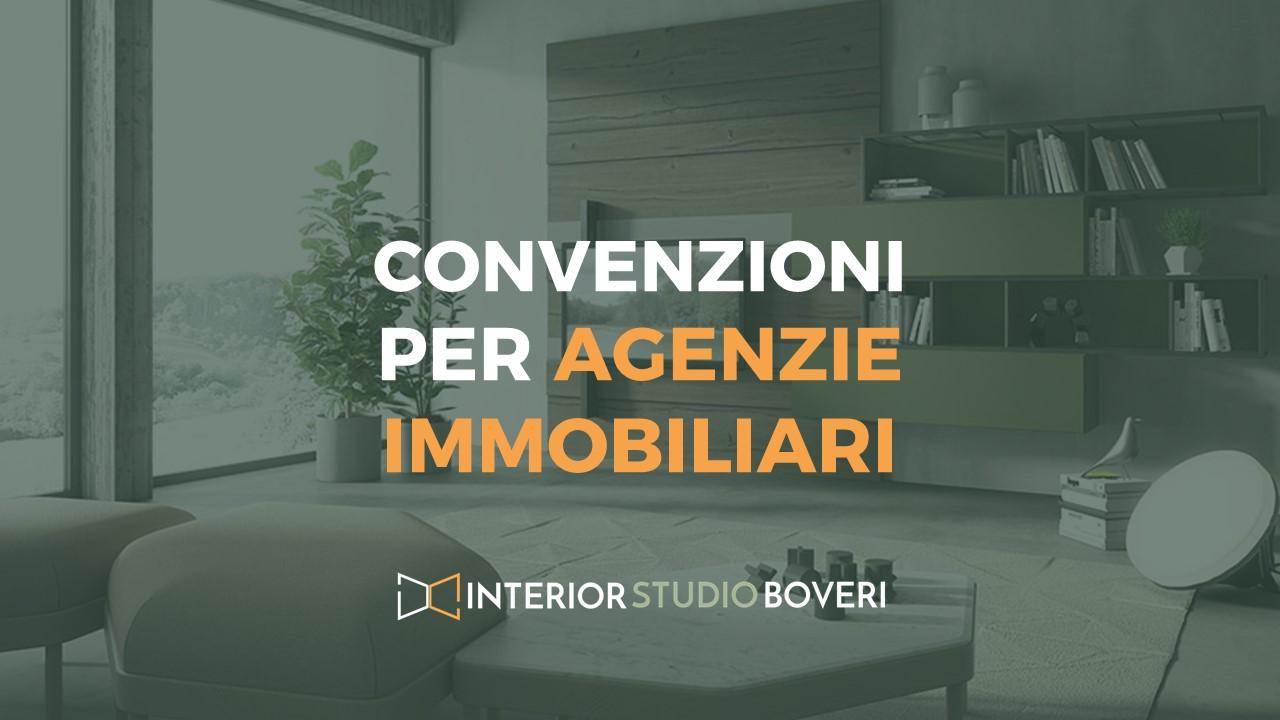 Convenzioni per agenzie immobiliari - Interior studio Boveri