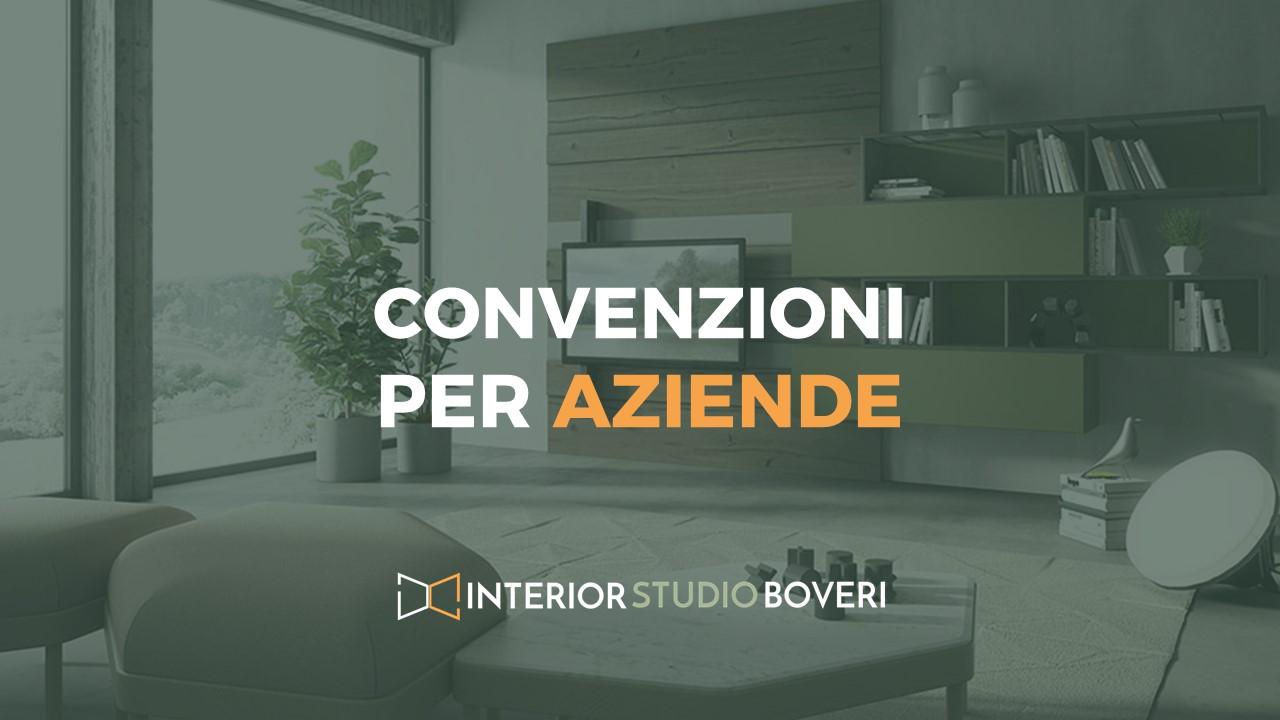 Convenzioni per aziende - Interior studio Boveri