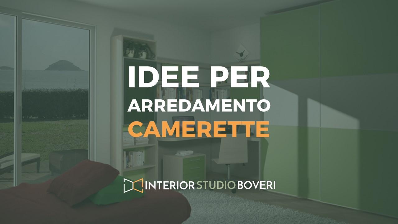 Idee arredamento cameretta - Interior studio Boveri