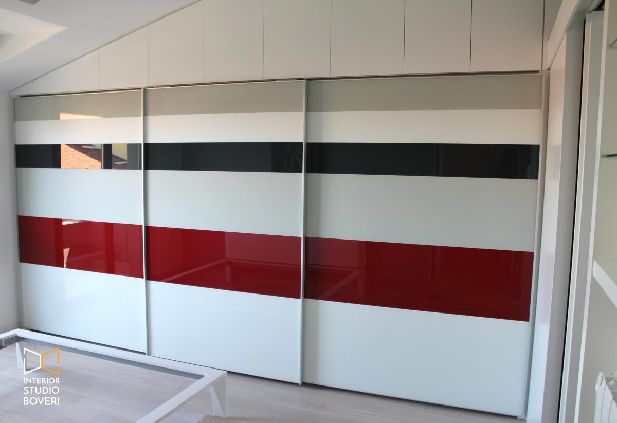 Sfruttare spazio mansarda 12 montaggio - Interior studio Boveri