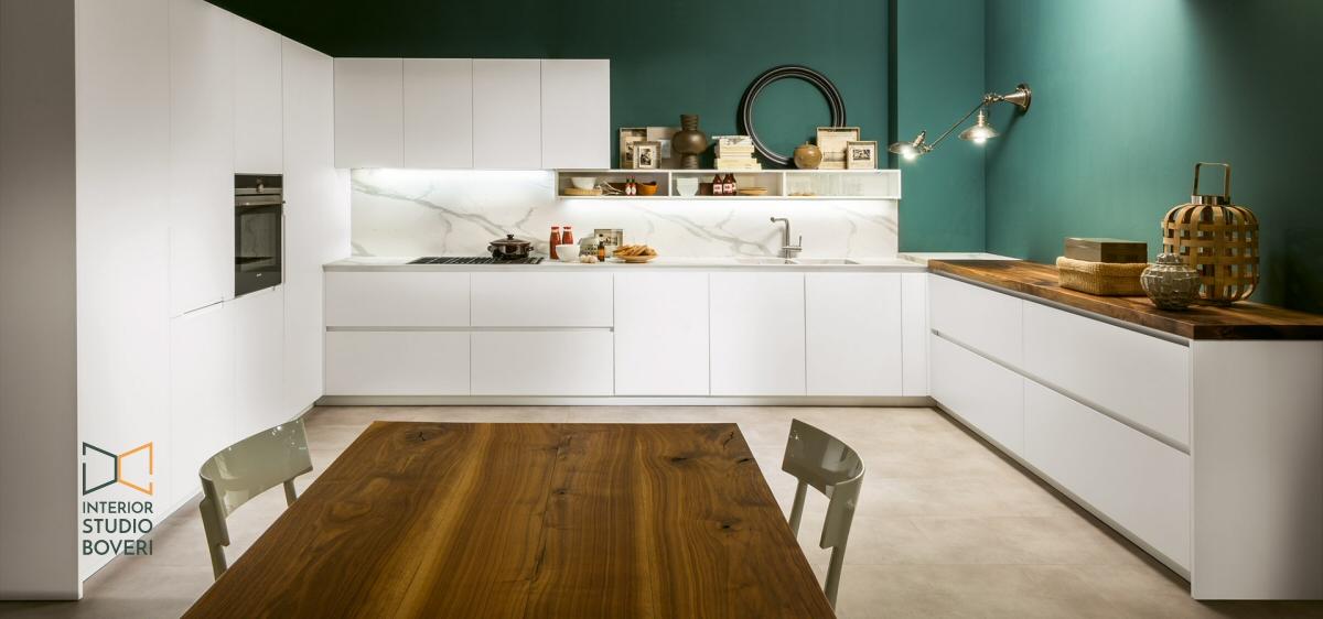 Cambiare l arredamento cucina della tua casa idee consigli for Idee per l arredamento della casa