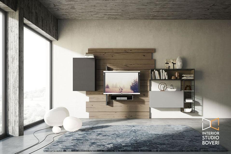 Idee arredamento del soggiorno e salotto della casa for Idee arredamento salotto