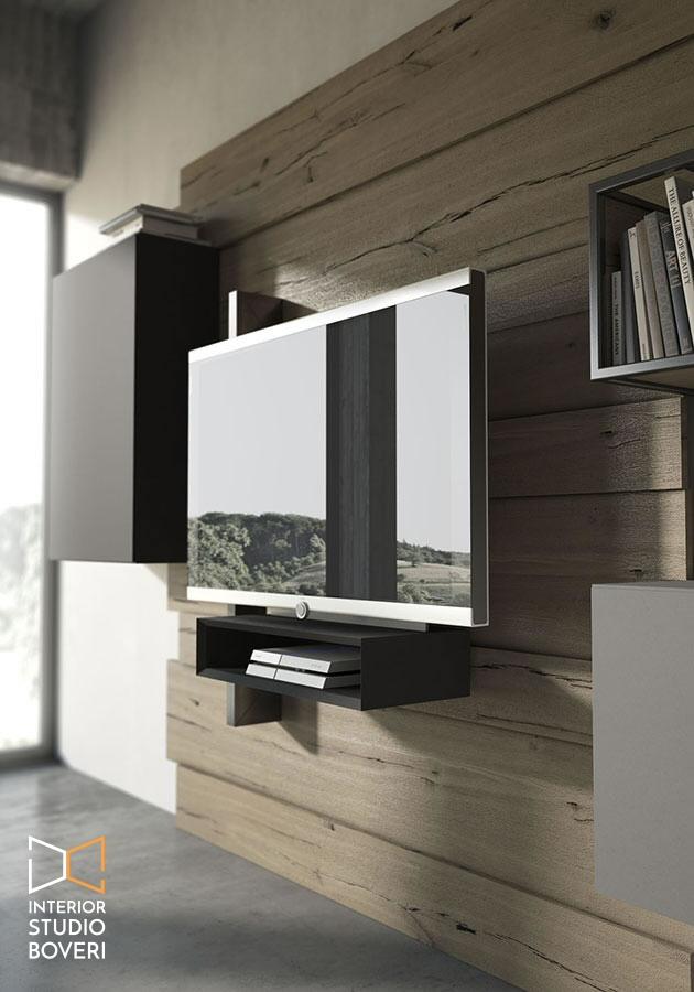 Idee arredamento del soggiorno e salotto della casa for Idee zona giorno