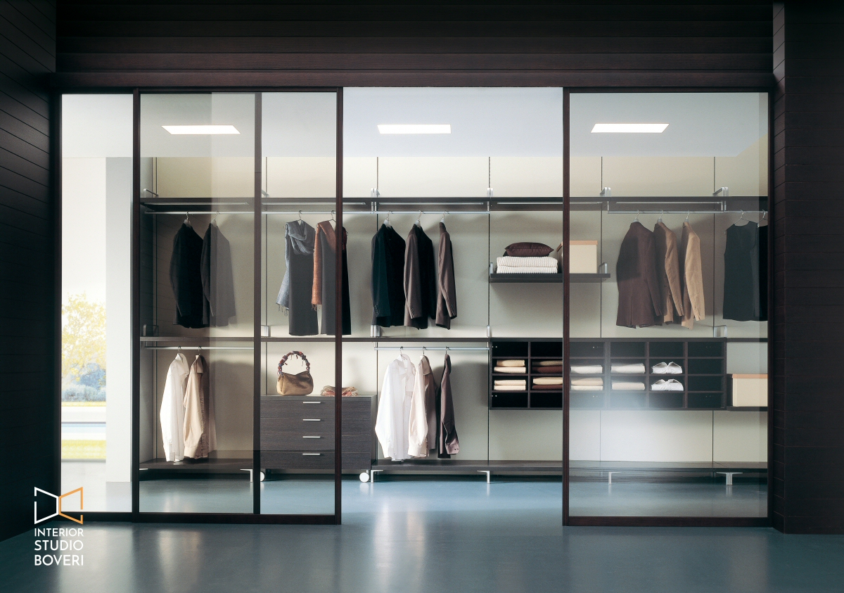 organizzare cabina armadio mansarda: cabina armadio un angolo ... - Idee Cabina Armadio Mansarda