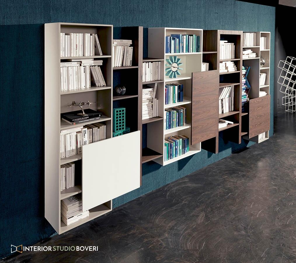 Complementi d arredo idee per la tua casa o appartamento - Librerie arredo design ...
