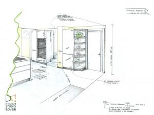 preventivo-cucina-03-prospettiva-zona-colonne-interior-studio-boveri
