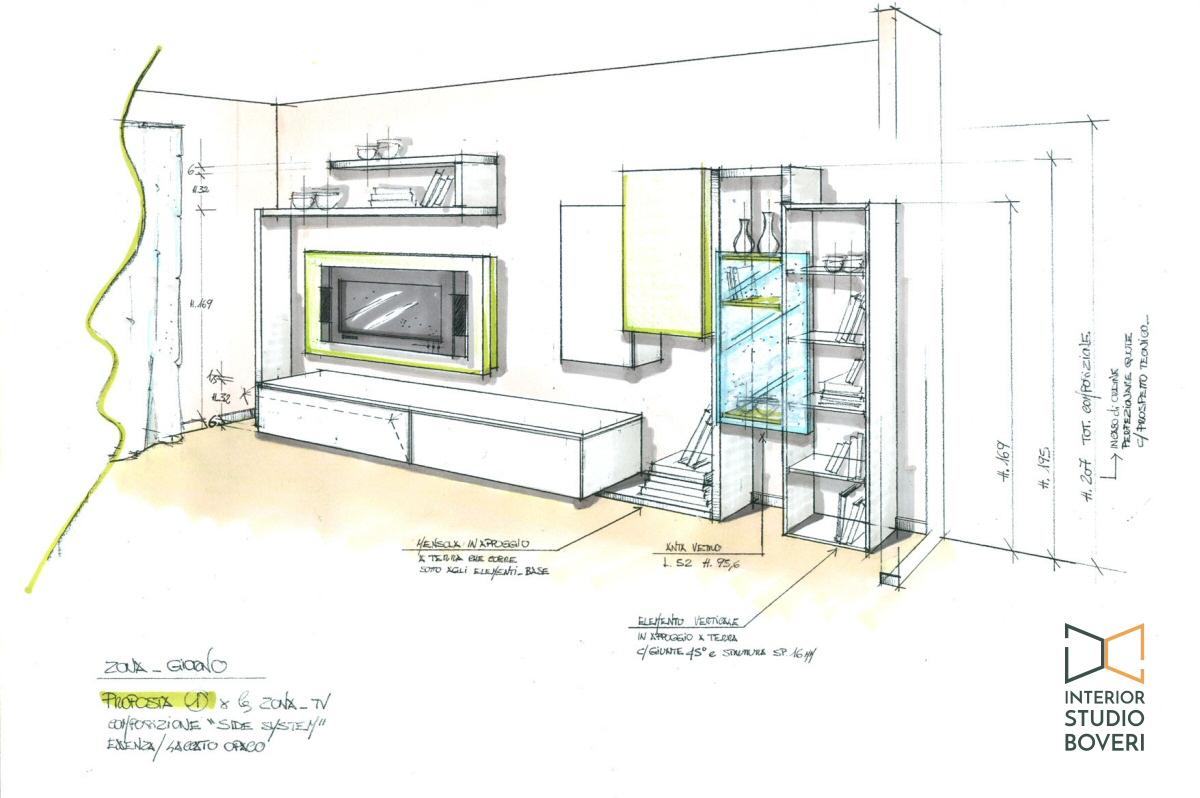 Preventivo arredamento casa preventivo bagno pianta bagno for Progetti di casa con il costo per la costruzione