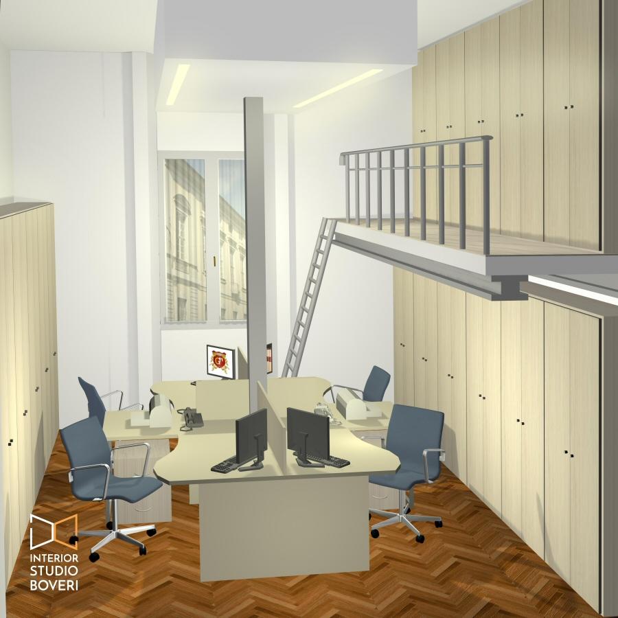 Preventivo per arredamento di ufficio negozio studio for Progetti di arredamento