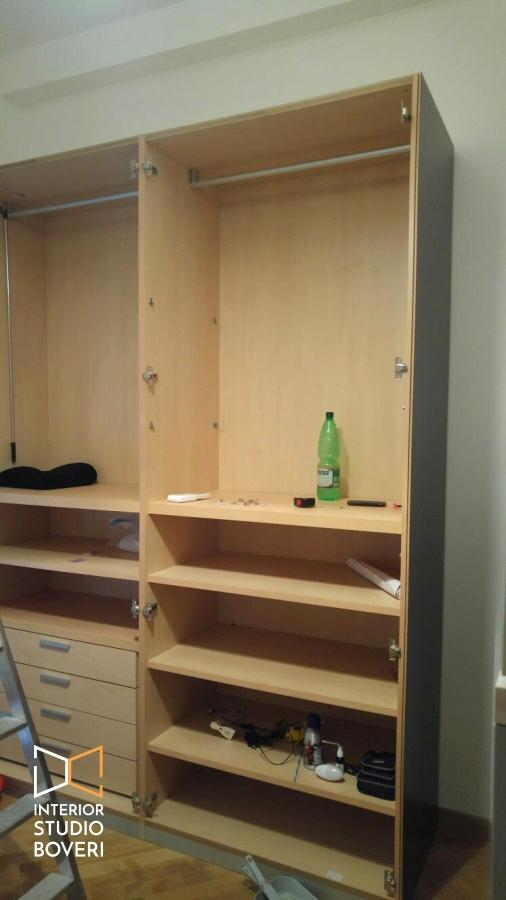 Cameretta studio cameretta con zona studio completa di - Valentini mobili rimini ...