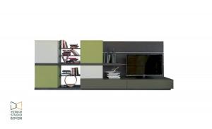 arredamento-soggiorno-04-side-3d-olmo-ruggine-laccato-giglio-laccato-primavera-laccato-oliva-interior-studio-boveri