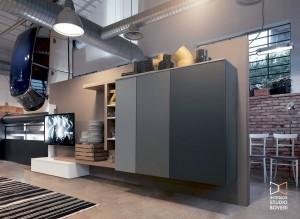 arredamento-soggiorno-07-side-3d-olmo-natur-laccato-inverno-laccato-argilla-cemento-ardesia-interior-studio-boveri