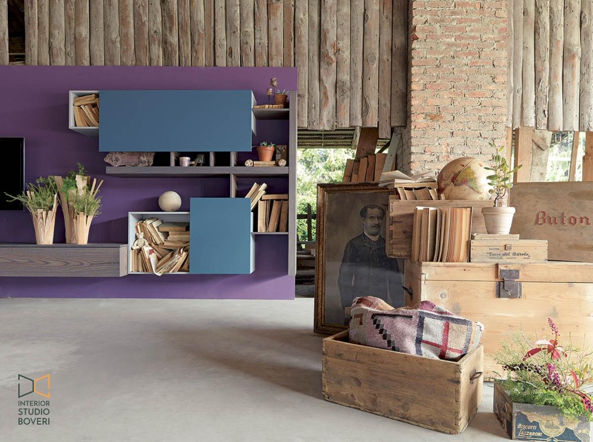 Idee arredamento del soggiorno e salotto della casa for Soggiorno e salotto
