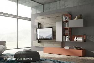 arredamento-soggiorno-17-rebel-quercia-50C-composizione-cenere-composizione-rosso-interior-studio-boveri
