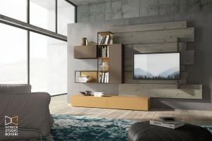 arredamento-soggiorno-20-rebel-quercia-50C-composizione-mattone-composizione-terra-interior-studio-boveri